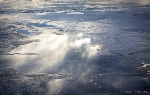 Clouds on Ice