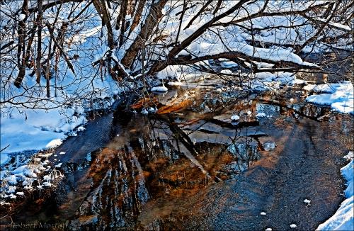 Frosty Water