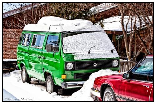 Tom's VW Camper
