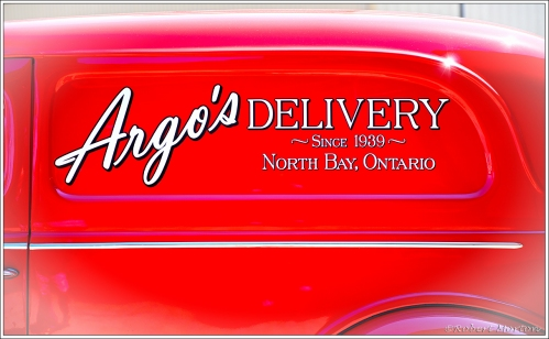 Argo's Delivery Detail Dream