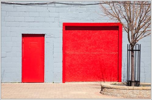 Red Doors I