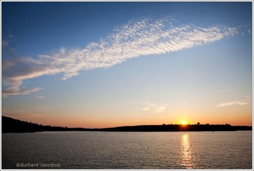 Sunset Nosbonsing