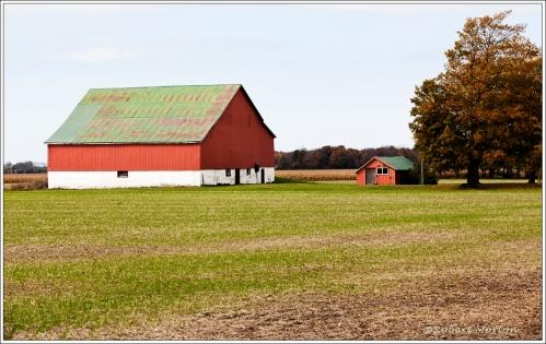 Barn No Windmills