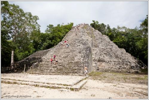 Mayan Pyramid Coba