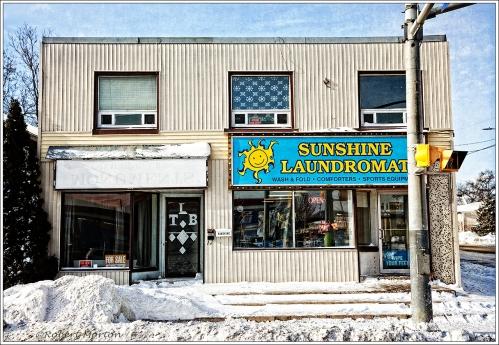 Sunshine Laundromat