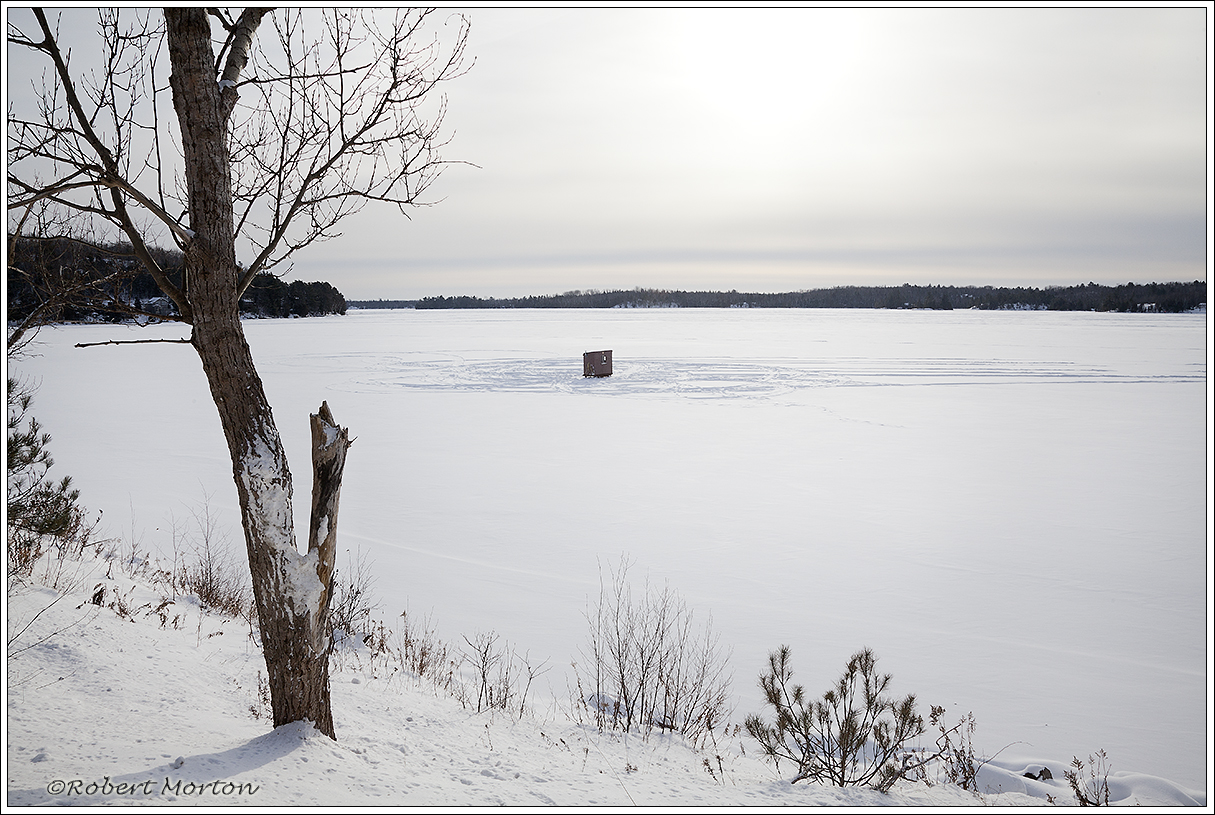 Ice Fishing Photodyssey