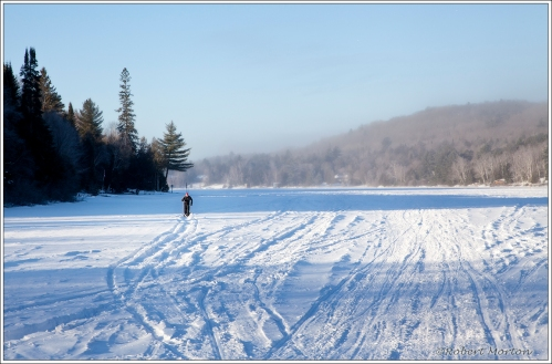 One Mile Skier