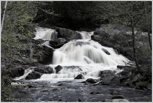 Duchesnay Falls