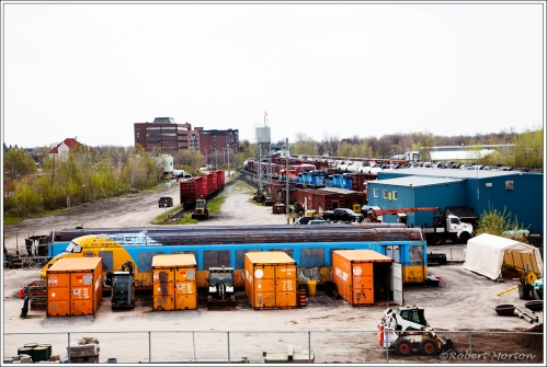 Railway Town