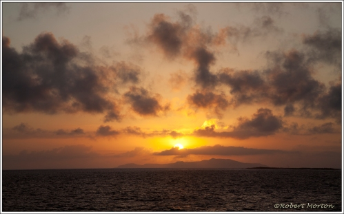 Sunrise Santa Cruz