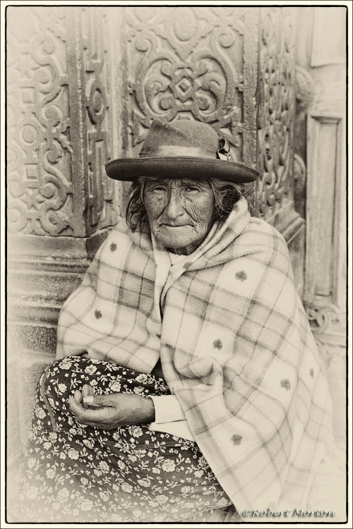 Cusco Portrait
