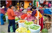 Market Stall Urubamba