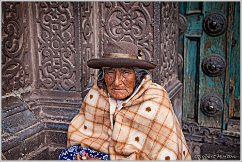 Peruvian Lady