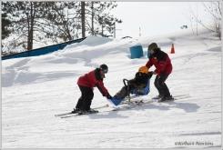 Nipissing Trackers Bi-Ski