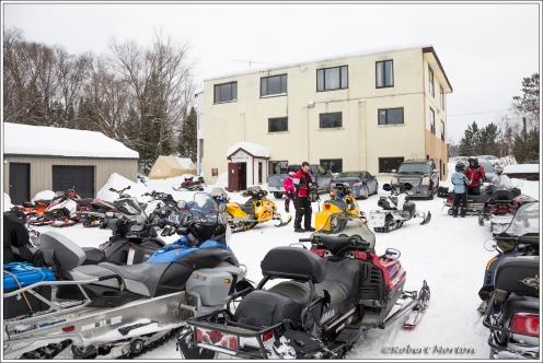 Portage Parking Lot 3