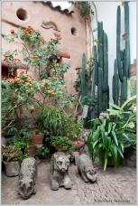 Seminario Courtyard 2