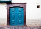Blue Door Cusco