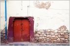 Cusco Door