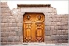 Lion Door Cusco