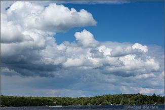 Afternoon Cloud