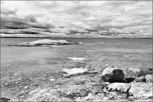 Nipissing Rocks