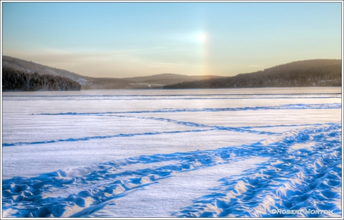 Four Mile Bay Sundog