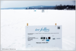 Ice Follies Sign