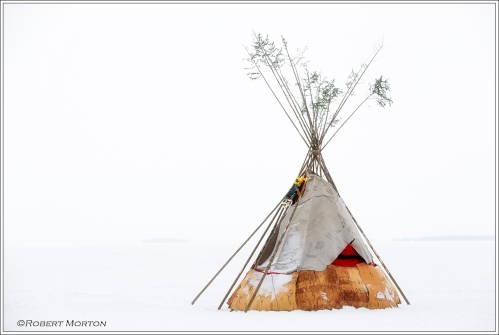 Teepee of Perplexity