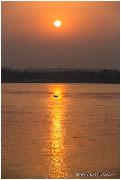 Irrawaddy Sunrise I