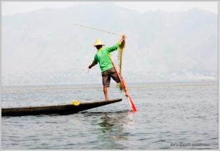 Inle Fisherman 6