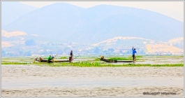 Inle Fishermen 1