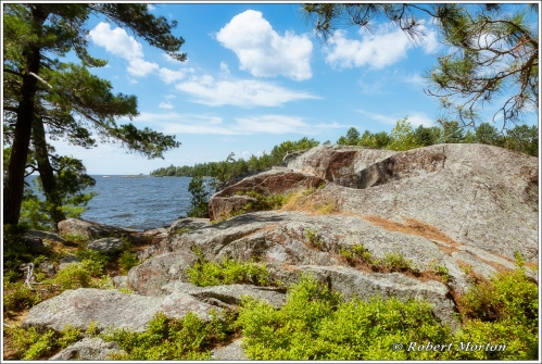 Canadian Shield Nipissing