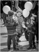 Balloons BW