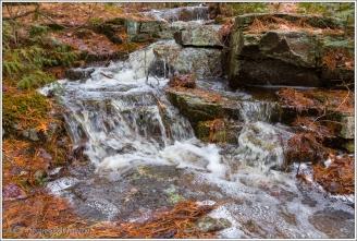 Duchesnay Mini Falls 2