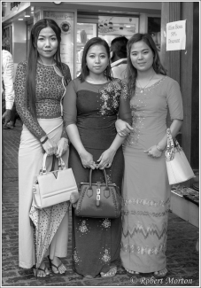 Yangon Shoppers