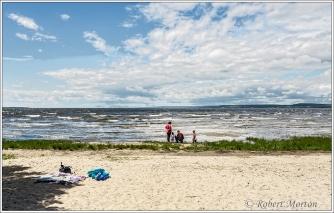 At The Beach W