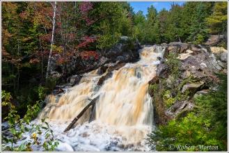 Duchesnay Waterfall