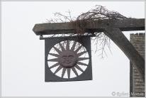 Sun King Sign