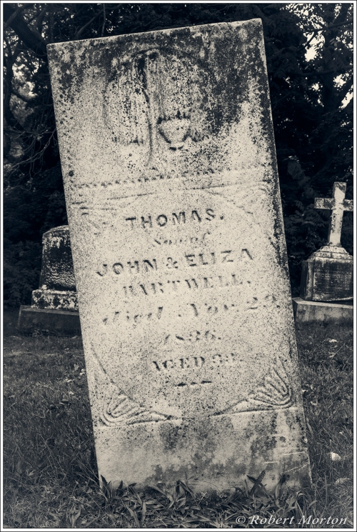 Thomas Hartwell 1836