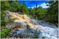 Lower Cascade, Duchesnay Falls