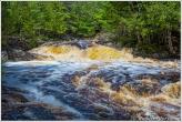 Duchesnay Falls Upstream