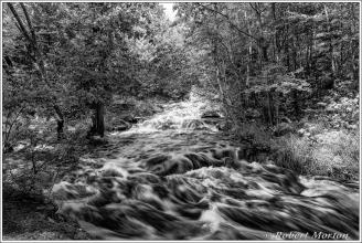 Upper Duchesnay Rapids